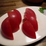 まさや - ☆冷やしトマトも可愛いらしいサイズでGood!!☆