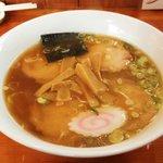 大黒屋 - 醤油チャーシューメン