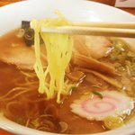 大黒屋 - 麺アップ