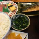 和食 たか田 - 日替り定食@830