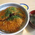 いさりび - カツ丼