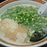 長浜ラーメン 博多っ子 - 2014年10月