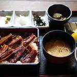 月あかり - 1380円『廣島名物穴子めし』2014年9月吉日