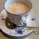 昆明 - ランチコーヒー100円