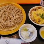 玄びし - 親子丼セット 1,100円