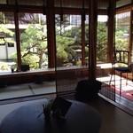 窯元カフェ はづき - お座敷席