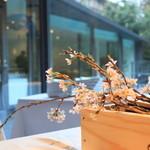 西村屋ホテル招月庭 レストランRicca - ある春のひと時