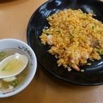 餃子の王将 - 料理写真:極王炒飯