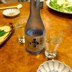 元祖 むらさき - 北鹿 雪(760円)