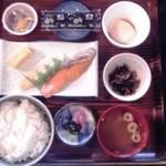 ホテルパレス仙台 - 朝食(和食)【2014年8月撮影】