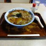 甲州屋 蕎麦店 - 料理写真:中華ソバ¥600 (2014.10)