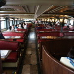 饂飩亭 竹庵 - 遊覧船で浅草へ