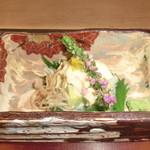 31450527 - とろゆば枝豆豆腐の造り