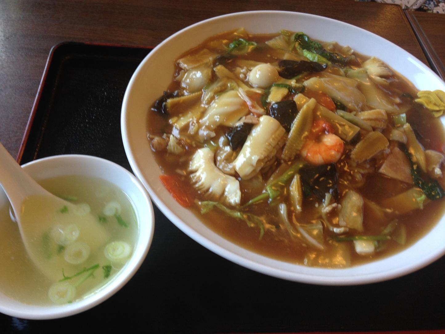 麺飯酒家山茶華