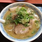 31452823 - ( ̄Д ̄)ノチャーシュー麺