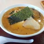 名代 三角そばや - 料理写真:味噌中華(ちょい辛)