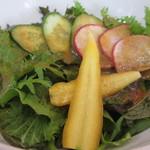 31454416 - 鎌倉野菜サラダアップ