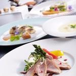 西村屋ホテル招月庭 レストランRicca - スタンダードランチコース
