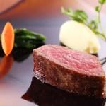 西村屋ホテル招月庭 レストランRicca - 但馬牛熟成肉のステーキ(ロース)