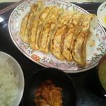 餃子の王将 - 餃子定食