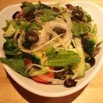 くすのき亭 - サラダ