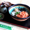 福乃家 - 料理写真:桜えびかき揚げおろし蕎麦