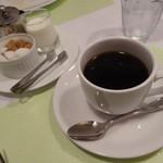 シェ・ソーマ - コーヒー