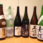 Dining 徳治 - 厳選日本酒