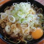 塚田そば店 - 2014年10月再訪・天玉中華