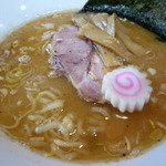 煮干しらーめん 玉五郎  - 煮干しラーメン ¥700 (*・ω・*)b♪