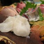 はなれ びんび家 - 蛸 (2014/10)