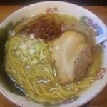 麺極 はなみち - ら~麺(赤)