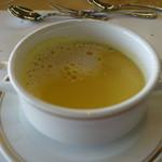 潮騒 - 料理写真:松島紅爵かぼちゃのスープ