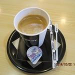 弁慶寿司 - ホットコーヒー