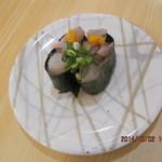 弁慶寿司 - 海鮮軍艦
