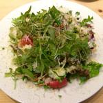 コウジイガラシ オゥレギューム - サラダ