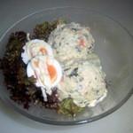 さらい亭 - 健康ポテト風サラダ 350円 低糖質でいっぱい食べてもOK!