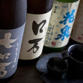南会津町<花泉酒造>の地酒&世界各国のワインをご用意