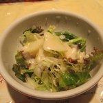 ぐらたんはうす ぱん - サラダ