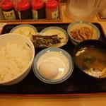松屋 - 定番朝定食