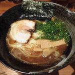 麺屋 宙 - コクしょうゆラーメン