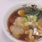 ラーメンの王道 北浜商店 - 料理写真:しょうゆ