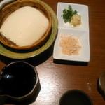 31472512 - ざる豆腐