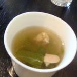 ホルモンA - 肉野菜スープ