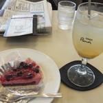 喫茶室ルノアール - ケーキセット