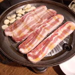トォンデジ - 厚切りサムギョプサル120分食べ放題1500円