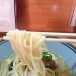 スープ研究処 ぶいよん - 2014年9月 とりそば並盛(塩) 900円