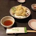 31477684 - ハモの天ぷら