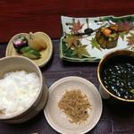 31478001 - 焼き物&食事