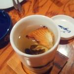 大浜 - ヒレ酒、美味しかったです